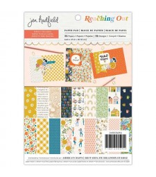 Jen Hadfield Reaching Out Paper Pad