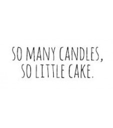 5654c - so many candles . . .