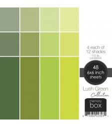 Lush Green 6x6 pack