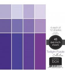 Twilight Purple 6x6 pack