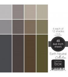 Earth Neutral 6x6 pack