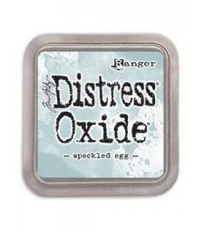 NEW Distress Oxide color for May - Speckled Egg