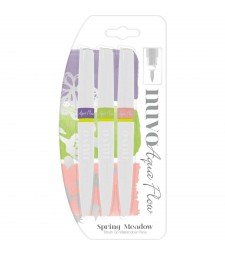 Nuvo Aqua Flow Pens - spring meadow
