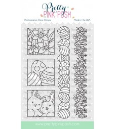 Pretty Pink Posh Spring Days Stamp Set
