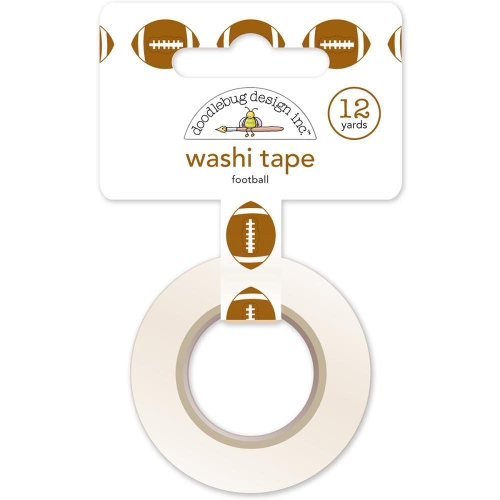 Football Washi Tape