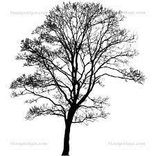 Stampotique Majestic Tree 10034