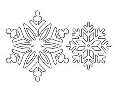 Winter Snowflakes (10139)