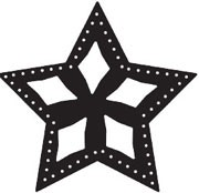 SALE - Star Ornament Die (10179)