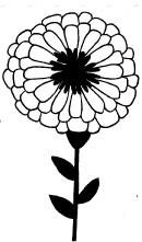 Starburst Flower (1212g)