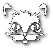 DAILY DEAL  - Kitty Cat Face (1245)