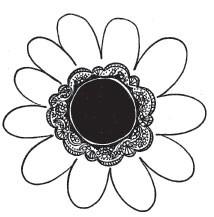 Lace Daisy (1288i)