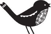 Floral Bird (1370f)