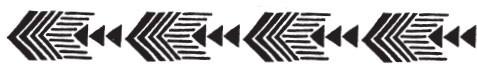 arrow border (1457j)