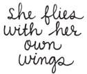 she flies (1482e)