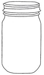 lg outline jar (1486g)