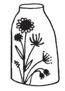 garden in a jar (1496e)