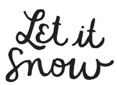 Let it snow (1509e)