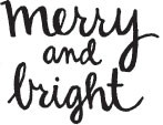 merry and bright (1516e)