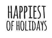 happiest of holidays (1566b)