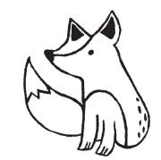 Savvy Outline Fox (1579d)