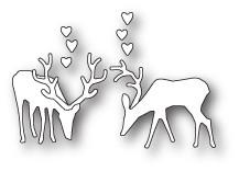 Grazing Deer craft die (1691)