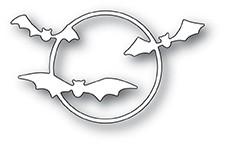 Poppystamps Bat Ring craft die 1955 - 20% off