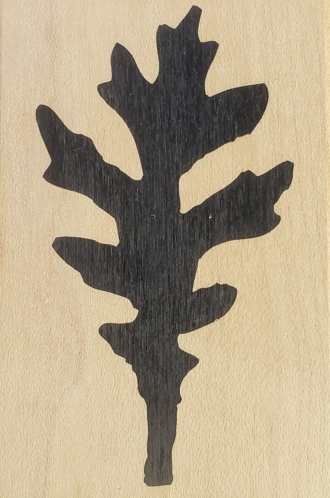 Stampers Anonymous Leaf Silhouette 2 K5-1756