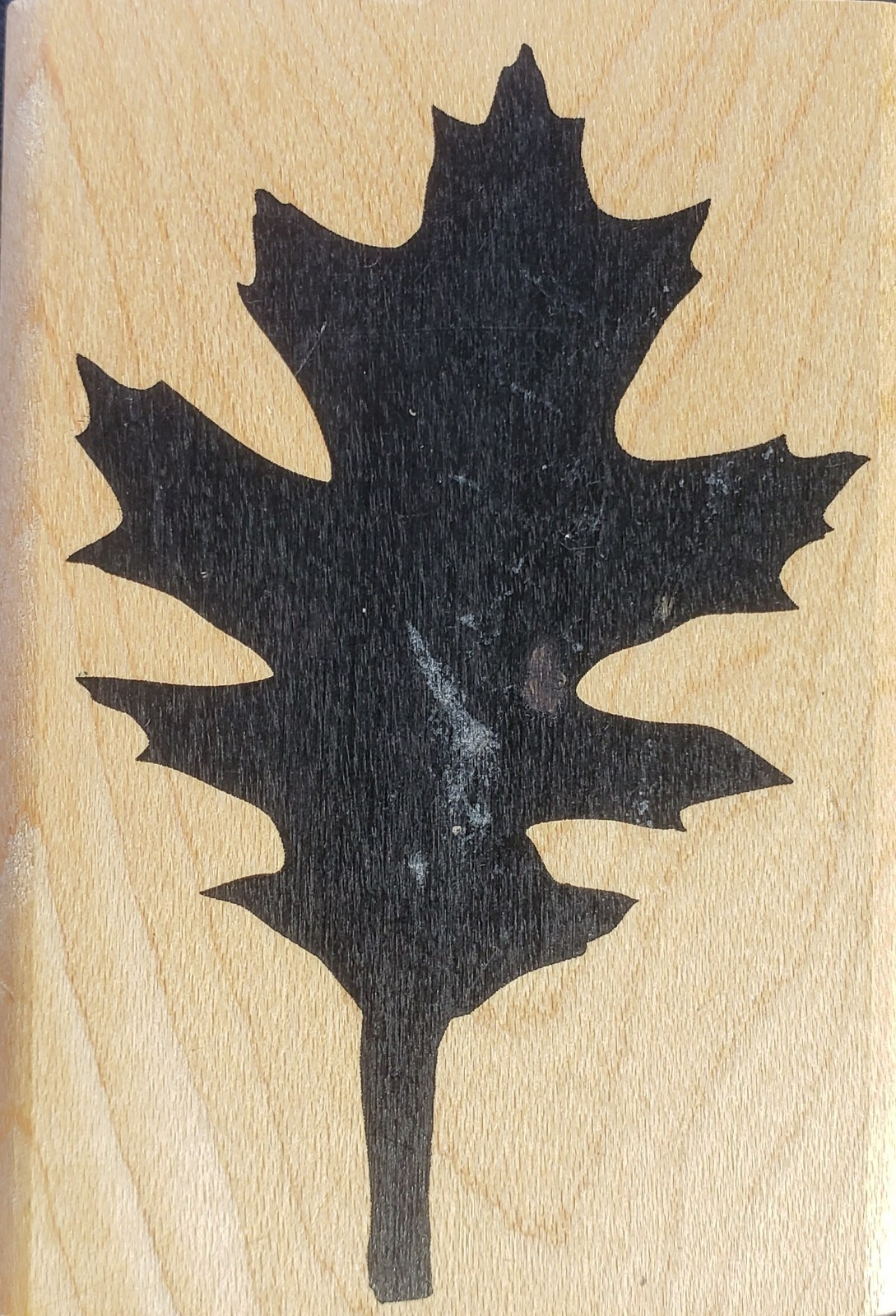 Stampers Anonymous Leaf Silhouette 1 K5-1755