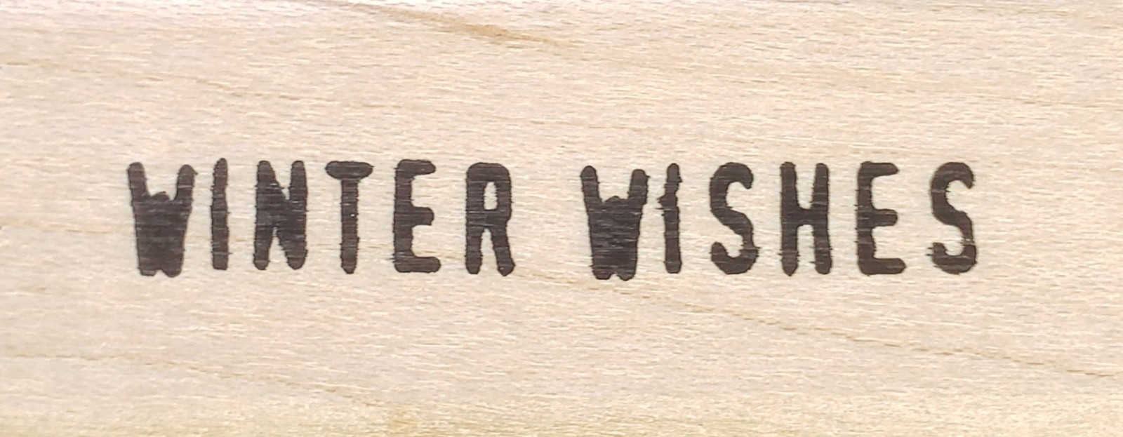 Stampers Anonymous winter wishes D6-3121