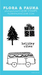 Flora and Fauna Mini Holiday Van 20211