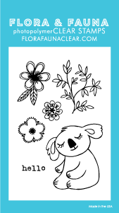 Flora and Fauna Mini Hello Koala 20239