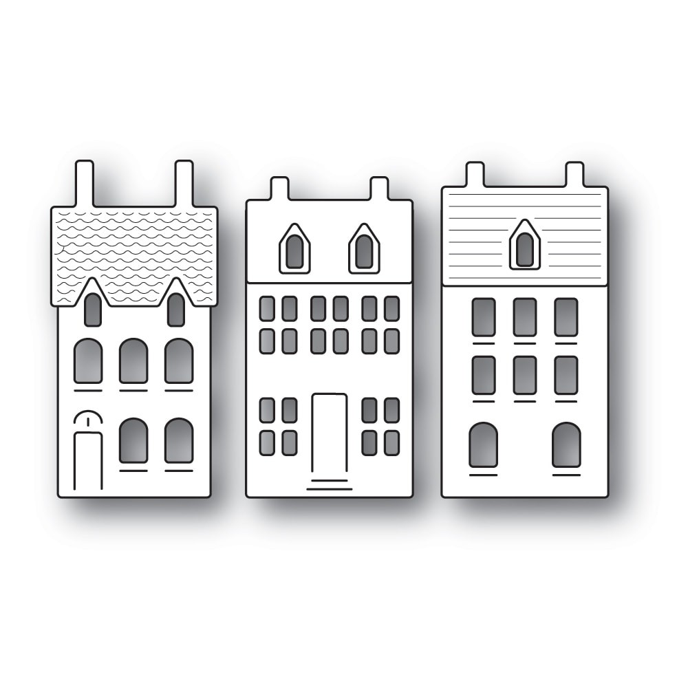 Poppystamps Townhouses 2275