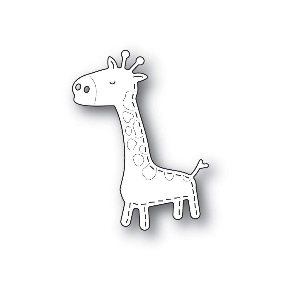 Poppystamps Whittle Giraffe 2304