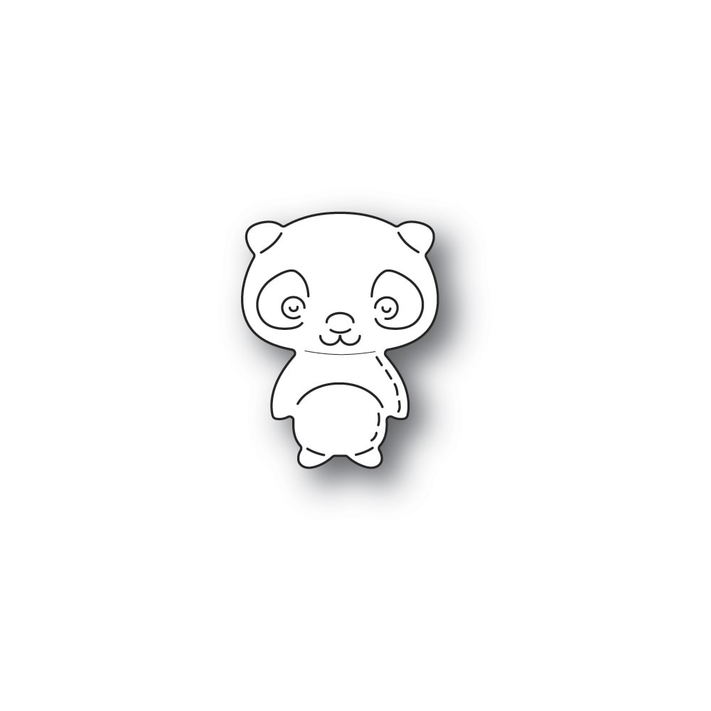 Poppystamps Whittle Panda 2306