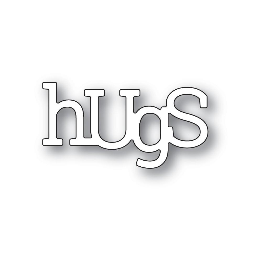 Poppystamps Playful Hugs 2407