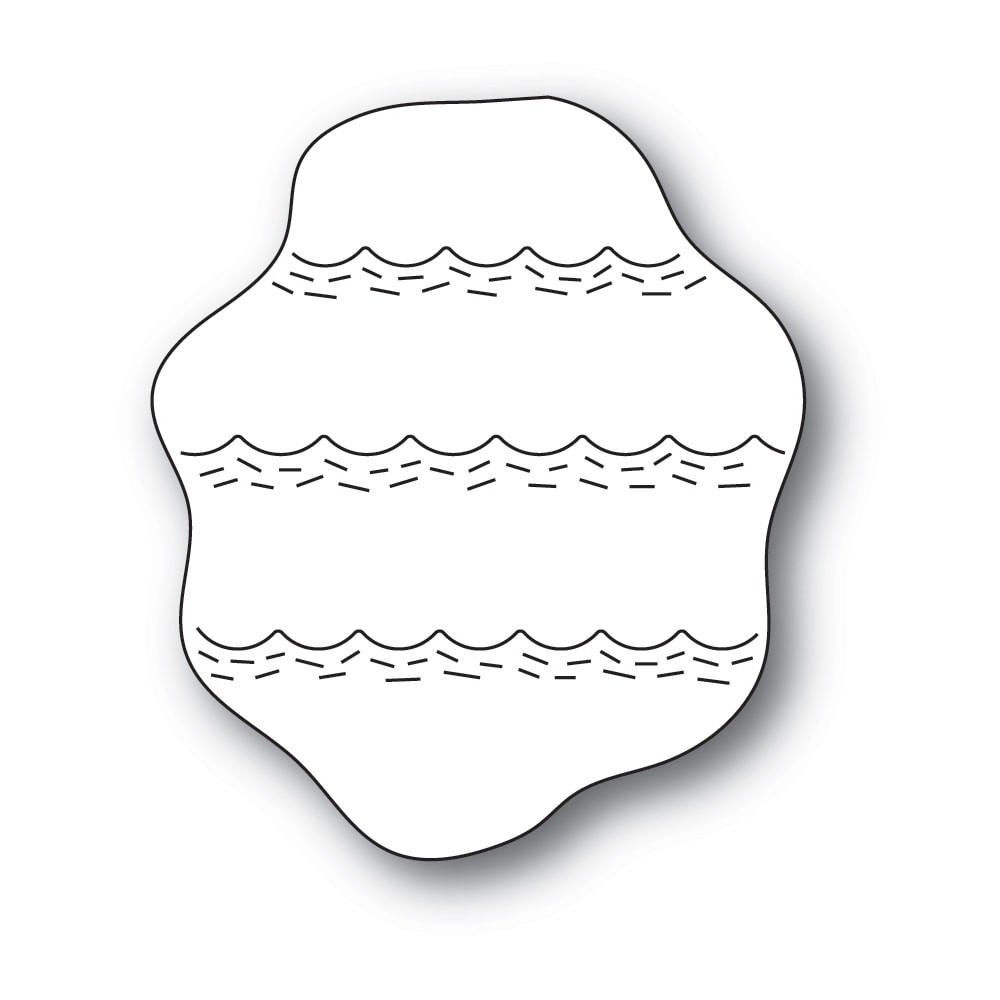 Poppystamps Whittle Wave Background 2420