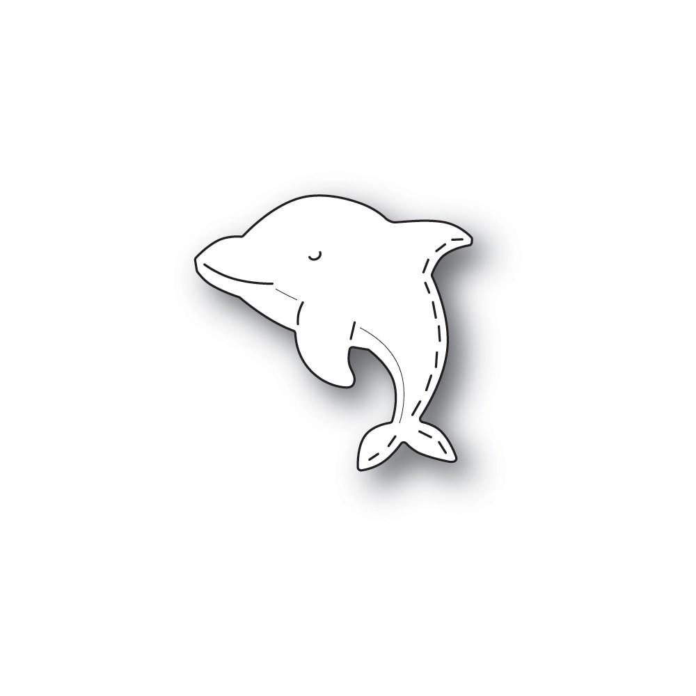 Poppystamps Whittle Dolphin 2440