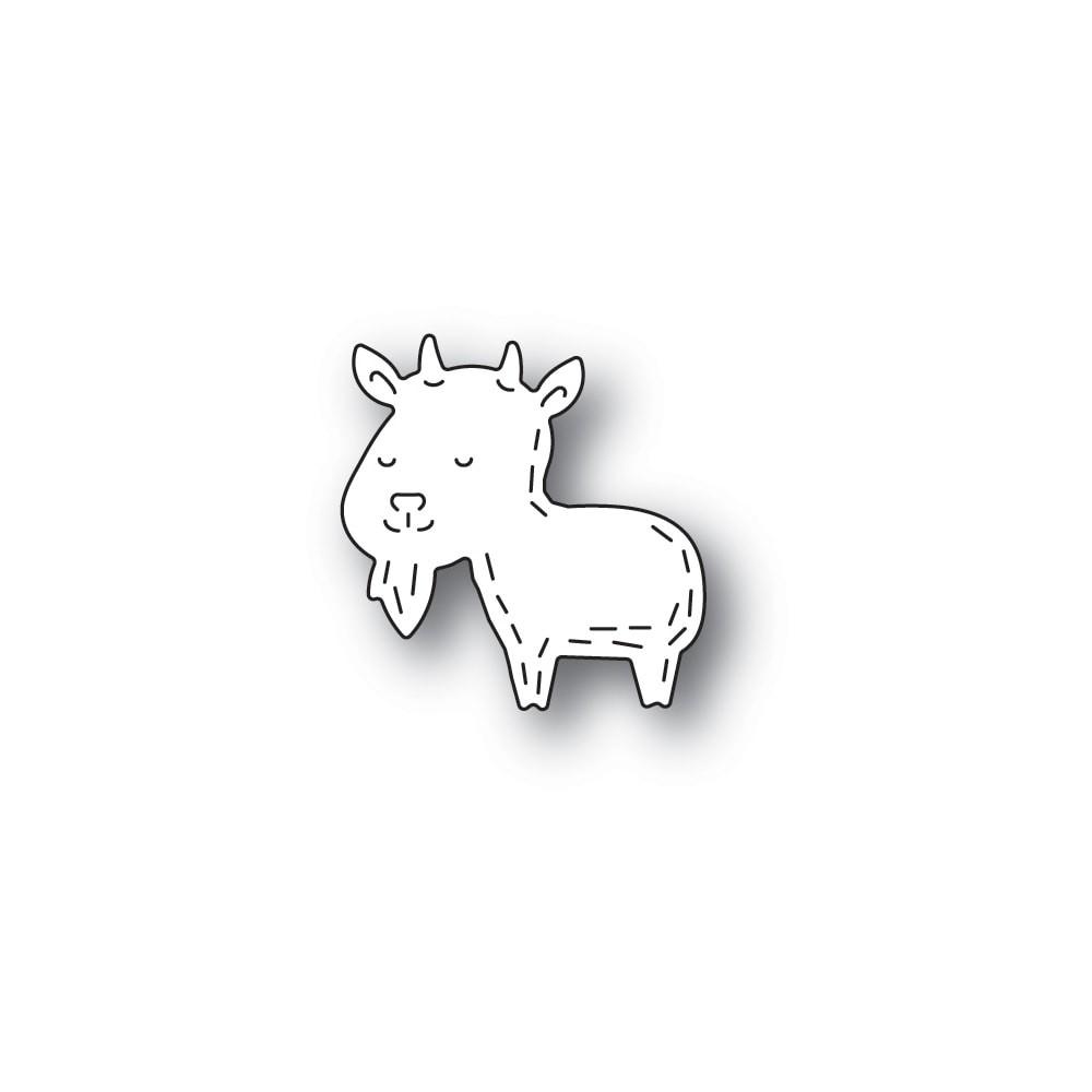 Poppystamps Whittle Goat 2441