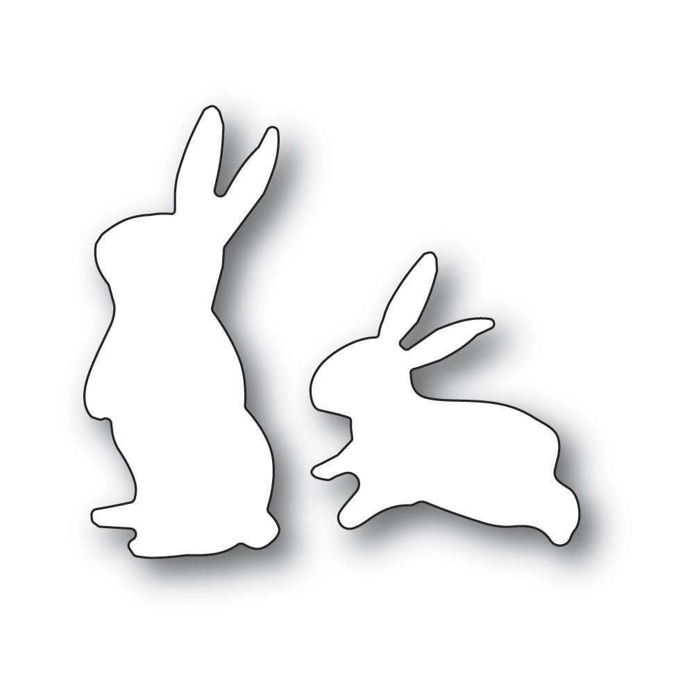 Poppystamps Spring Bunnies 2460