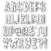 poppystamps Marzipan Alphabet 2464