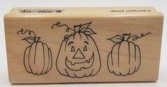 a pumpkin smile! 3702F