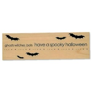 Penny Black Spooky Spooky! 3903J