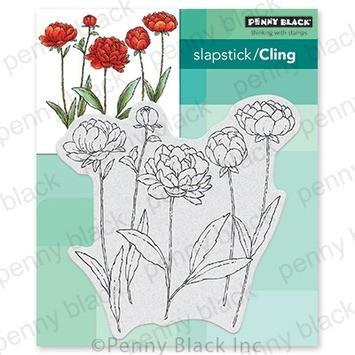 Penny Black Unfolding cling stamp 40-670