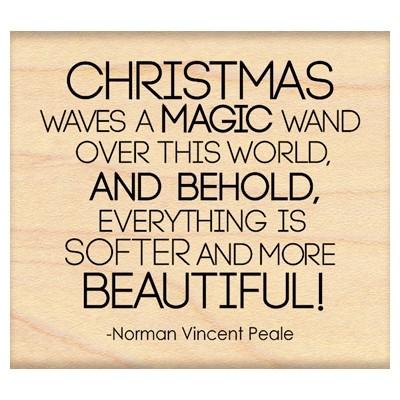 Penny Black christmas magic 4288F