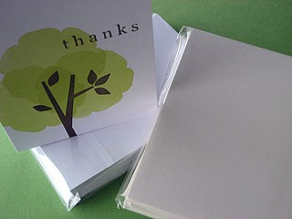 Notecard and Envelope Sets
