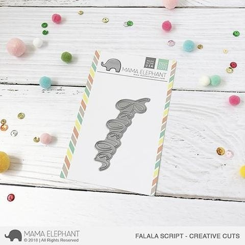 Mama Elephant Falala Script - Creative Cuts