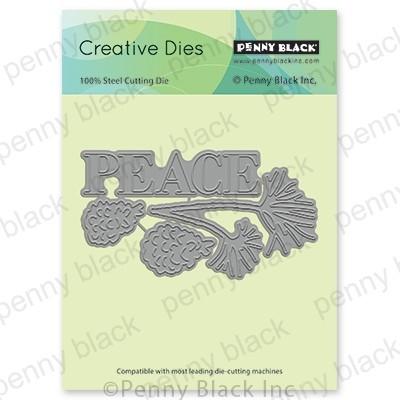 Penny Black Peaceful Pines die 51-705