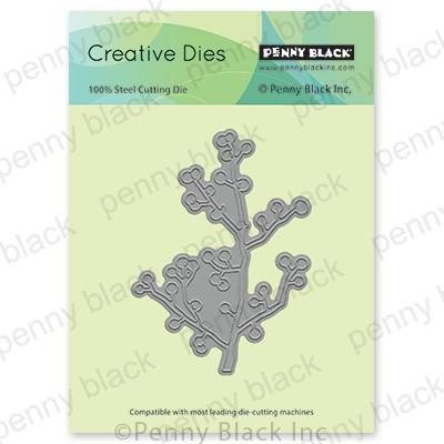 Penny Black Berries die 51-712