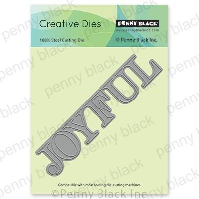 Penny Black Full of Joy die 51-713