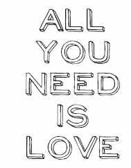 5455d - all you need is love